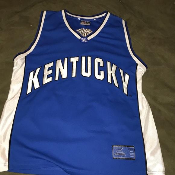 cheap for discount 608da 1e04e Men's XL Kentucky wildcats jersey